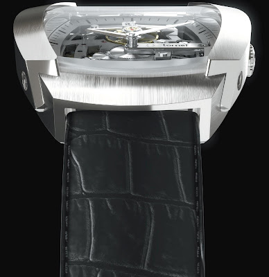LORNET LA-01 watch made in france