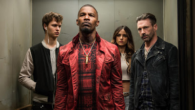 Baby Driver Movie Image