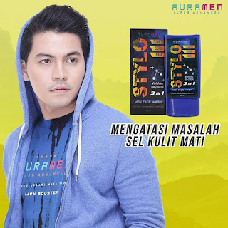 AURAMEN STYLO MEN FACE WASH