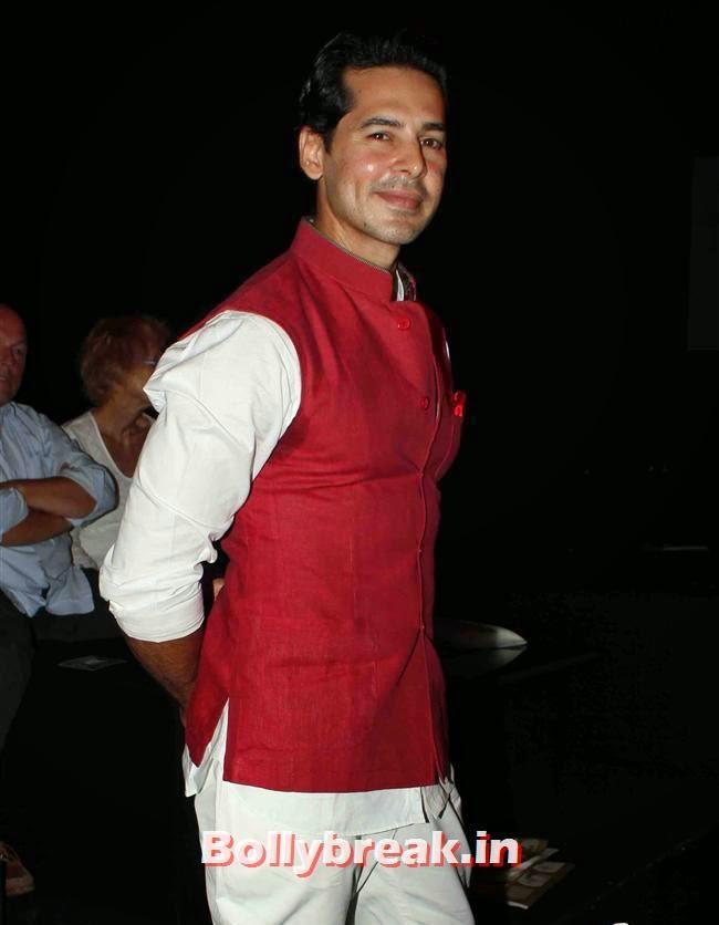 Dino Morea, Bollywood Celebs at India Bridal Fashion Week