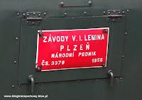 """Parowóz 464.202 """"rosnička"""""""