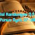 Isi Kandungan Q.S Yunus Ayat 37-38