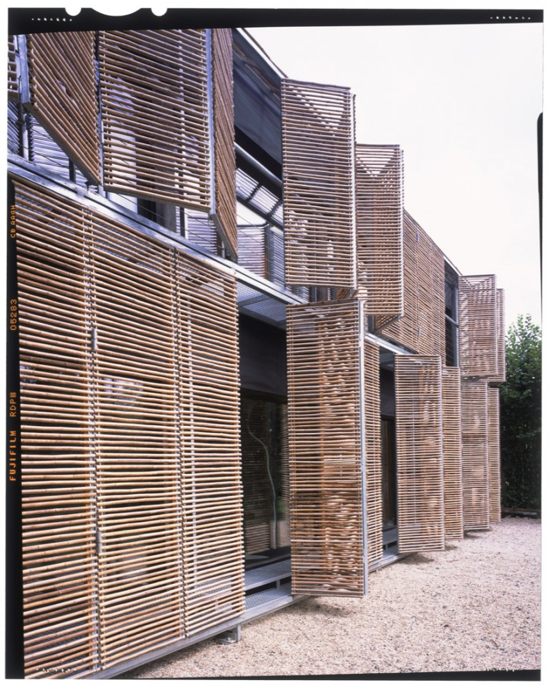 Solar passive house design France Most Beautiful Houses