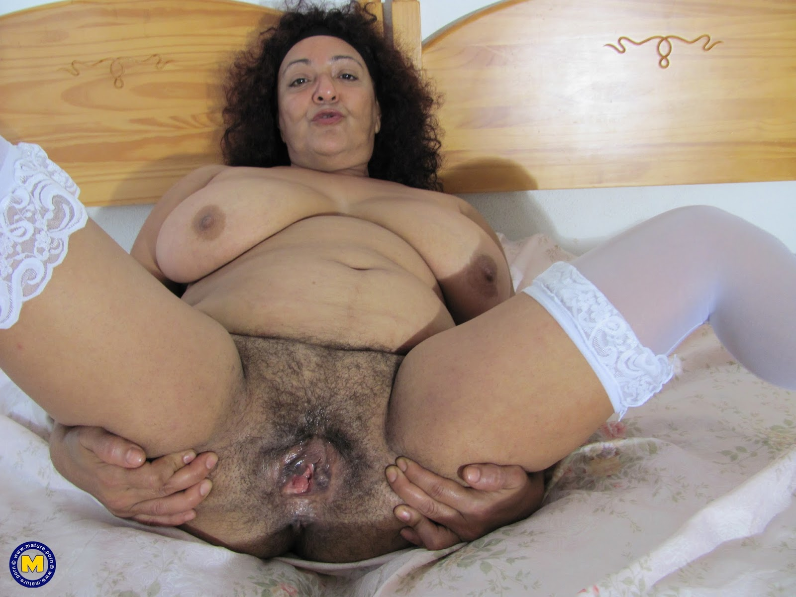 Are old mature mom hairy porn
