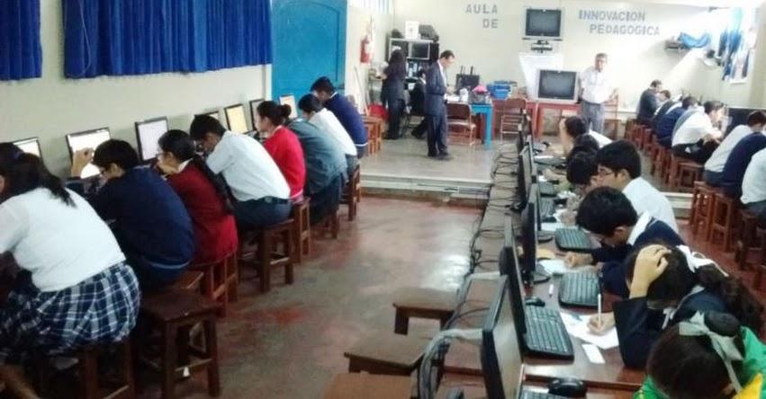 ONEM 2017: Escolares de Lambayeque se preparan para la Olimpiada Nacional Escolar de Matemática