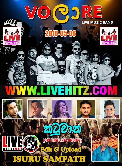VOLARE LIVE IN KATUWANA 2018-05-06