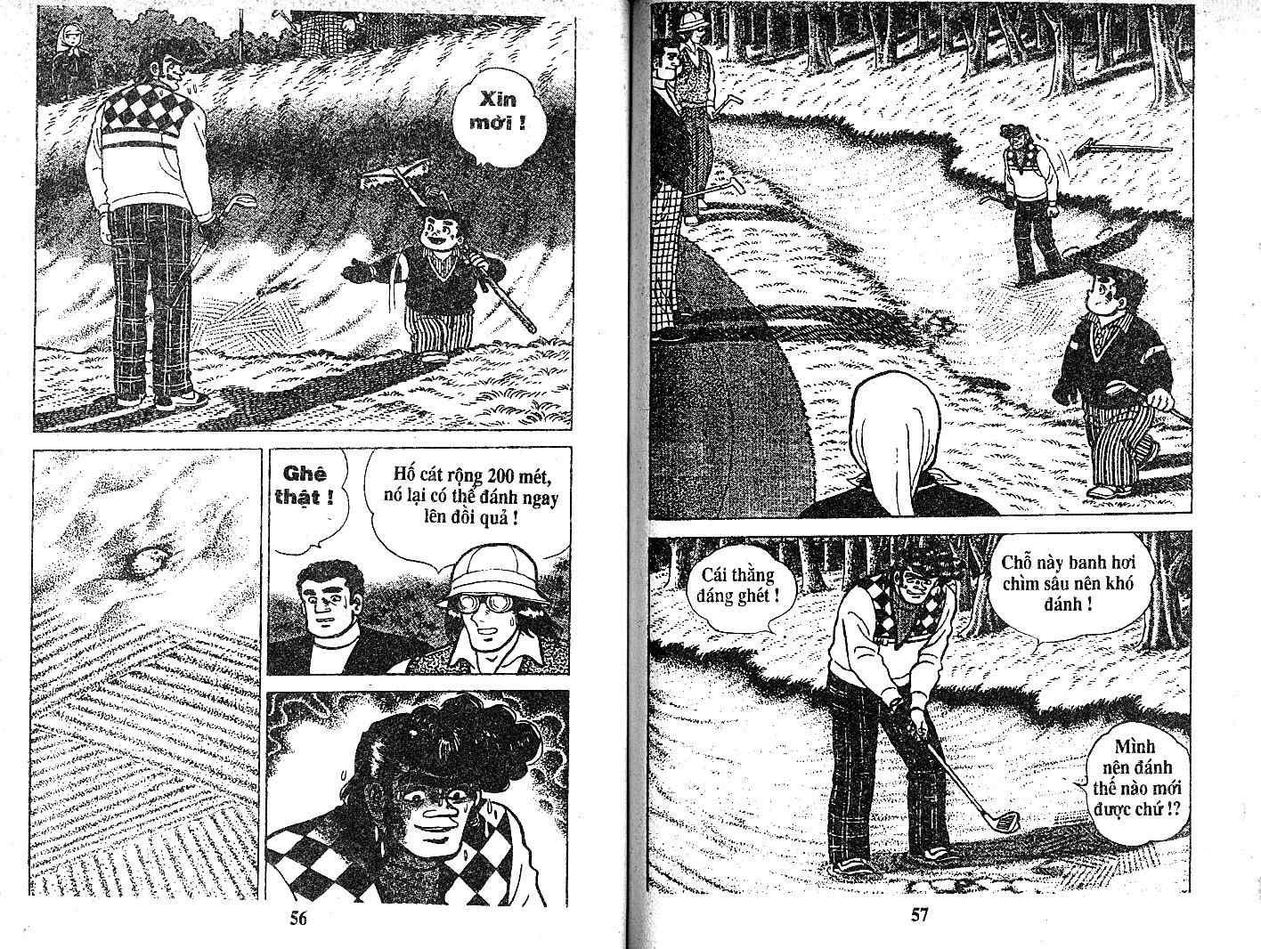 Ashita Tenki ni Naare chapter 24 trang 26