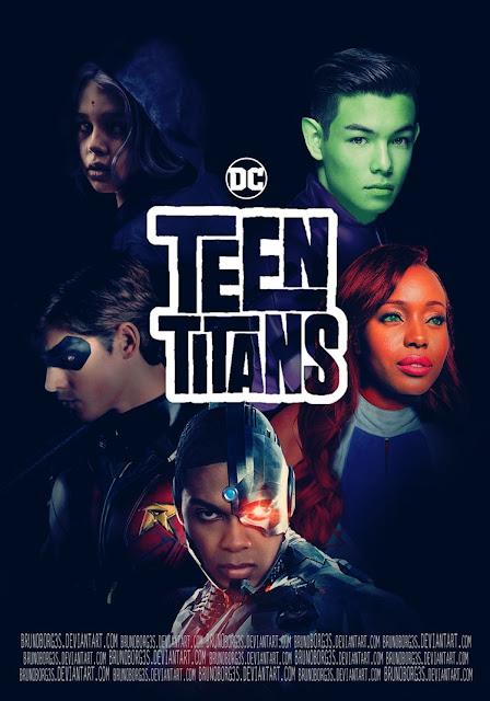 Titans (2018-) ταινιες online seires oipeirates greek subs