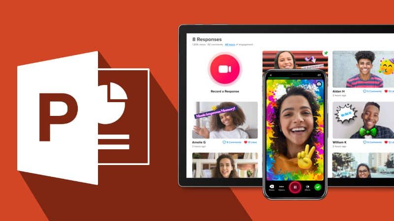 Microsoft brings Flipgrid video support in PowerPoint slides