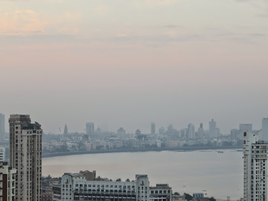 Bombay the city I love