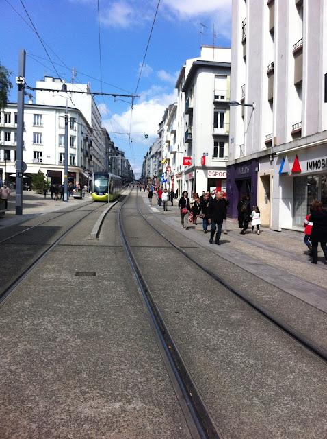 Brest, Finistere, Brittany, France