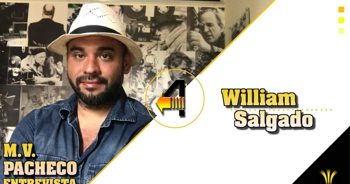 Tem Na Web - Entrevista da semana com o cinéfilo e colecionador William Salgado