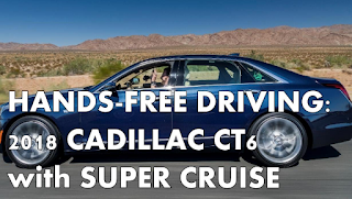 2018 CADILLAC CT6 FIRST DRIVE REVIEW