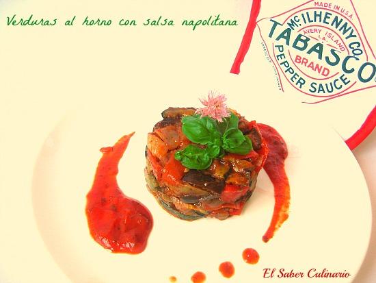 verduras-horno-salsa-napolitana-Tabasco