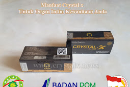 Bahaya Manfaat Crystal x Untuk Organ Intim Wanita