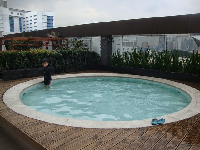 F1 HOTEL MANILA POOL, FORT HOTEL, BGC HOTEL, KIDDIE POOL