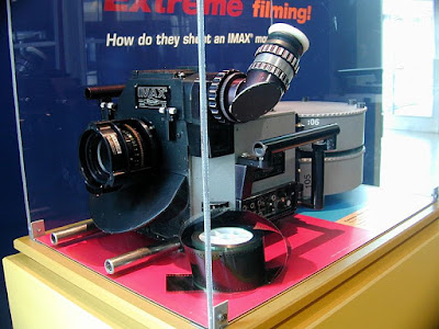 Máy quay phim công nghệ imax