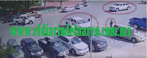 VÍDEO: Convoy del Cartel del Golfo lo sigue para ejecutarlo pero camioneta blindada y una decisión rápida le salvan la vida