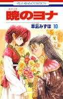 Akatsuki no Yona 10