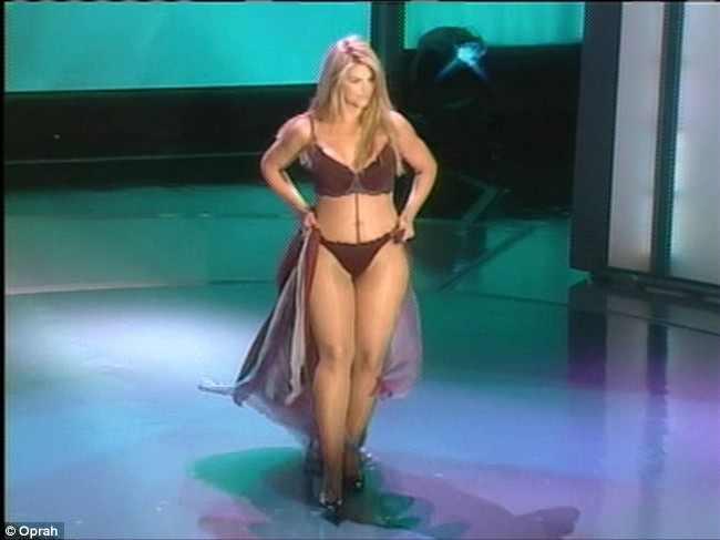 Kristy Alley In Bikini 101