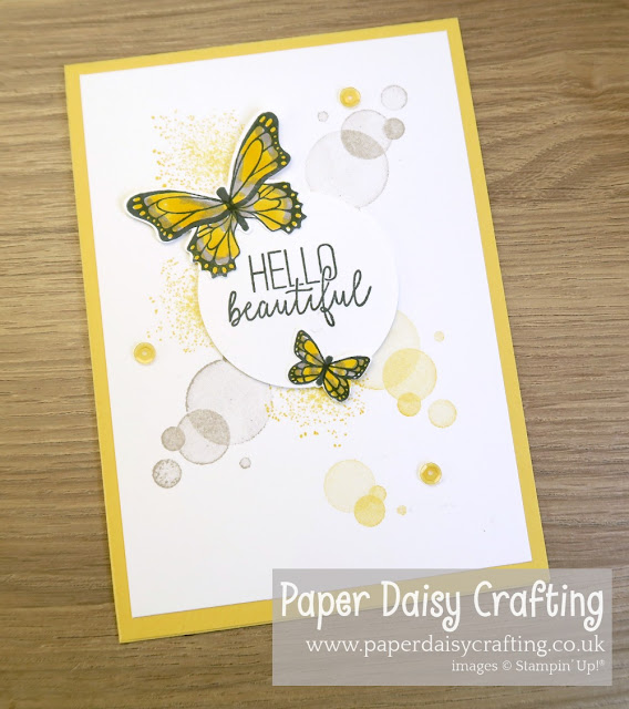 Butterfly Gala, Beauty Abounds Stampin Up