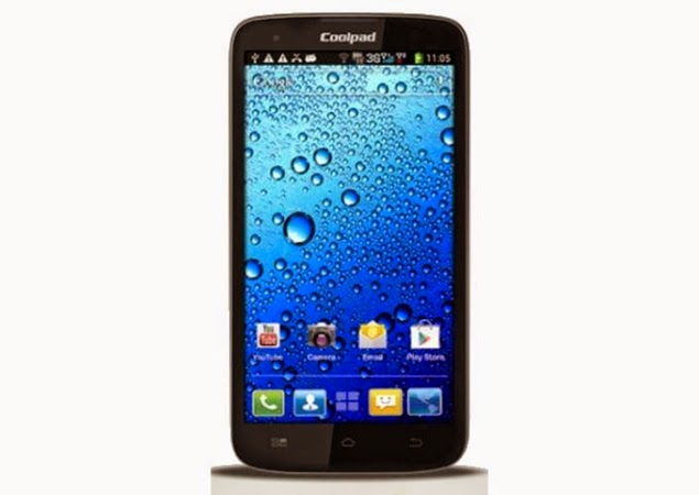 CoolPad 5 Series Firmwares - MP Firmware