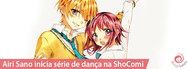 Airi Sano inicia série de dança na ShoComi