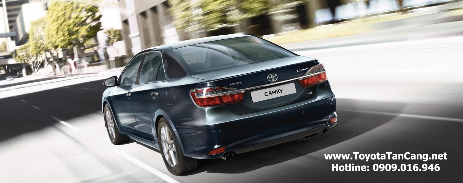 Khám phá Toyota Camry 2015 phiên bản mới ra mắt tại Việt Nam