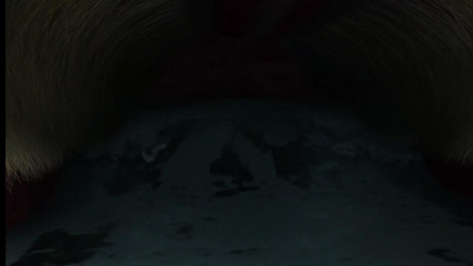 Finding Nemo Whale Uvula