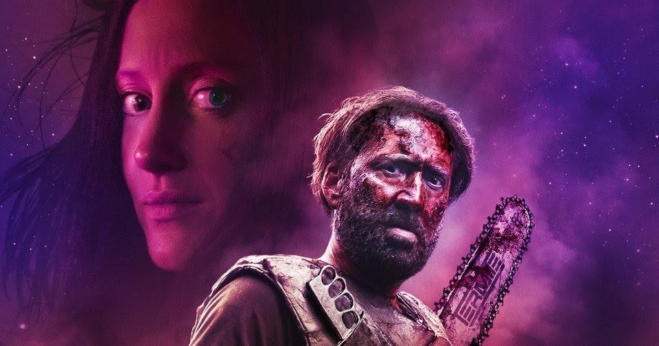 Sinopsis film Mandy (2018) , dibintangi Nicholas Cage