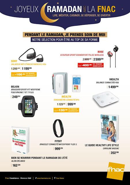 catalogue fnac maroc ramadan 2017