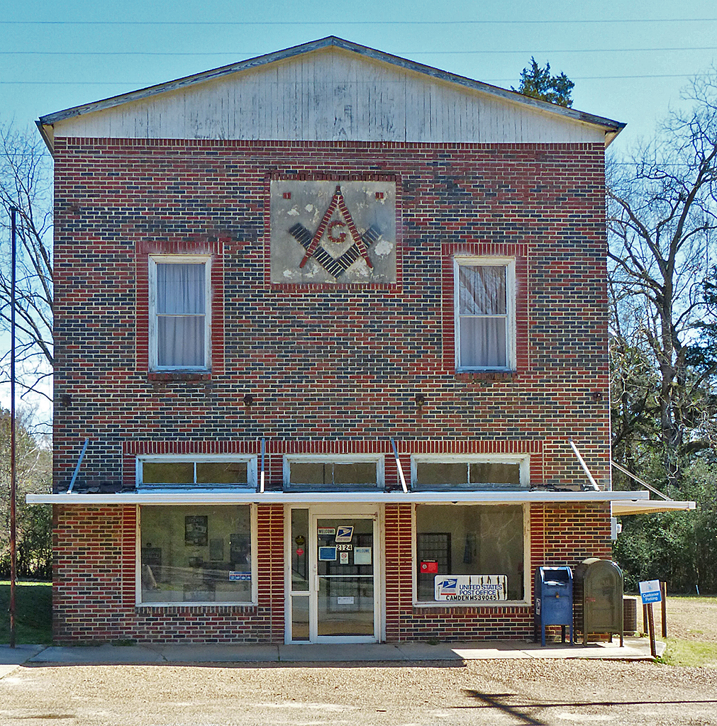 Mississippi madison county camden - But Since I Ve Never Seen Camden I Thought I D Check It Out The Coolest Thing Is There Is The Post Office