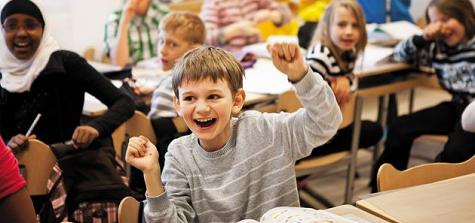 Pendidikan adalah percuma di negara Finland