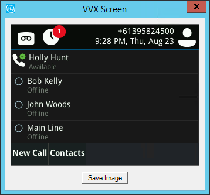 Skype for Business / Lync Polycom VVX Manager Version 3 | My