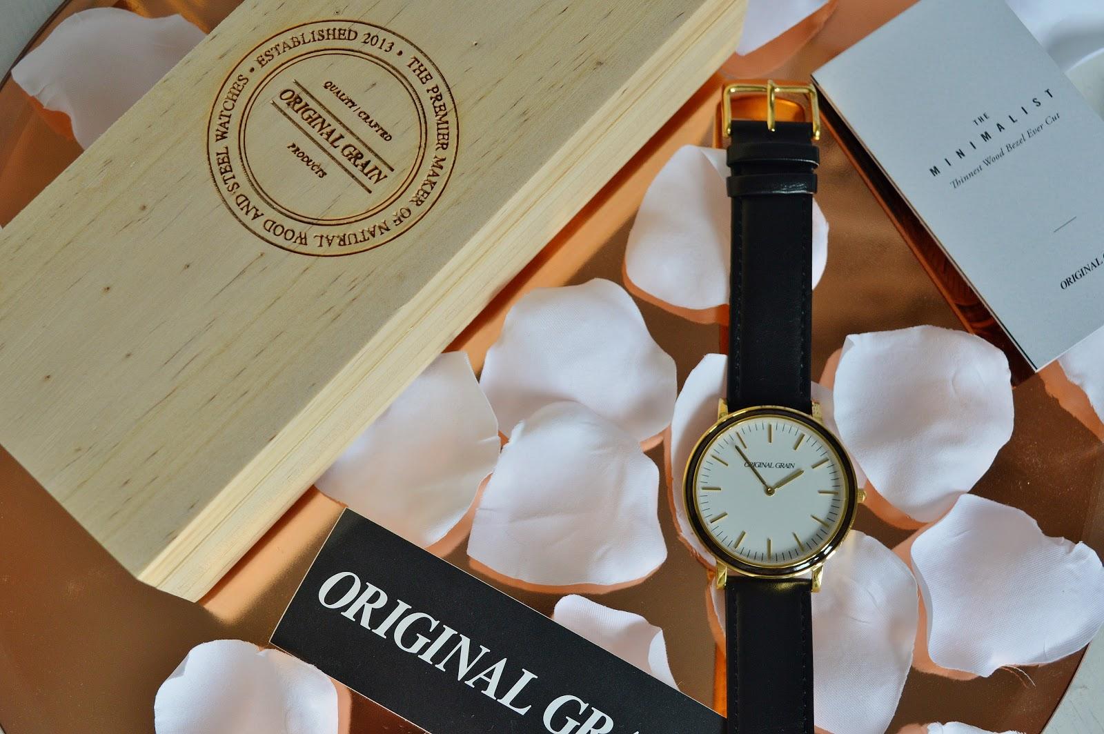 Original Grain Watches