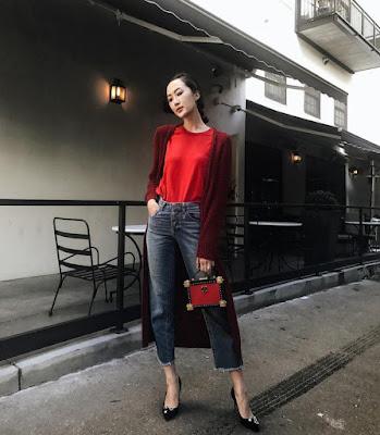 """Phong cách """"ấm - đẹp - chất"""" của các quý cô Châu Á"""