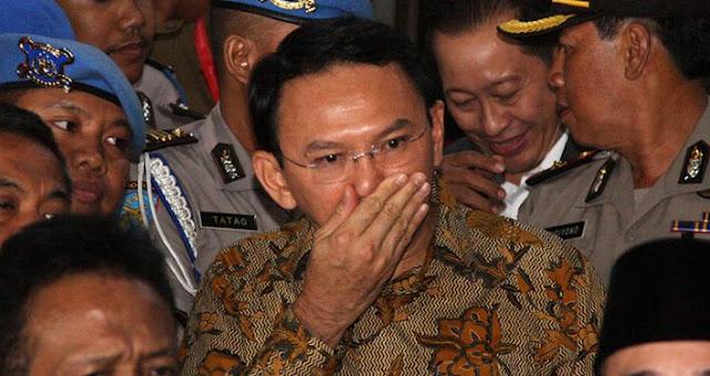 Sekarang Tiba Saatnya Tuntaskan Dugaan Korupsi Ahok Di Pemprov DKI