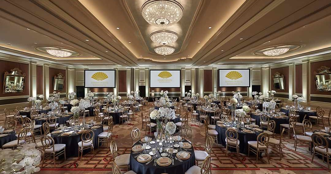 Lavish Wedding At Mandarin Oriental Kl