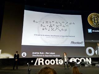 RootedCon 2019 - Mar López y Andrés Ruiz - Descifrando la Seguridad Nacional