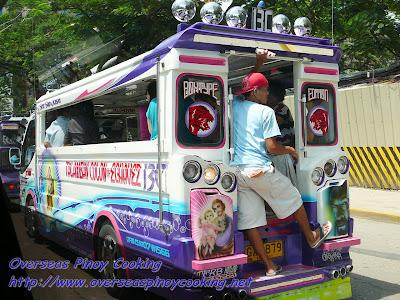 Cebu's Multicab Jeepney