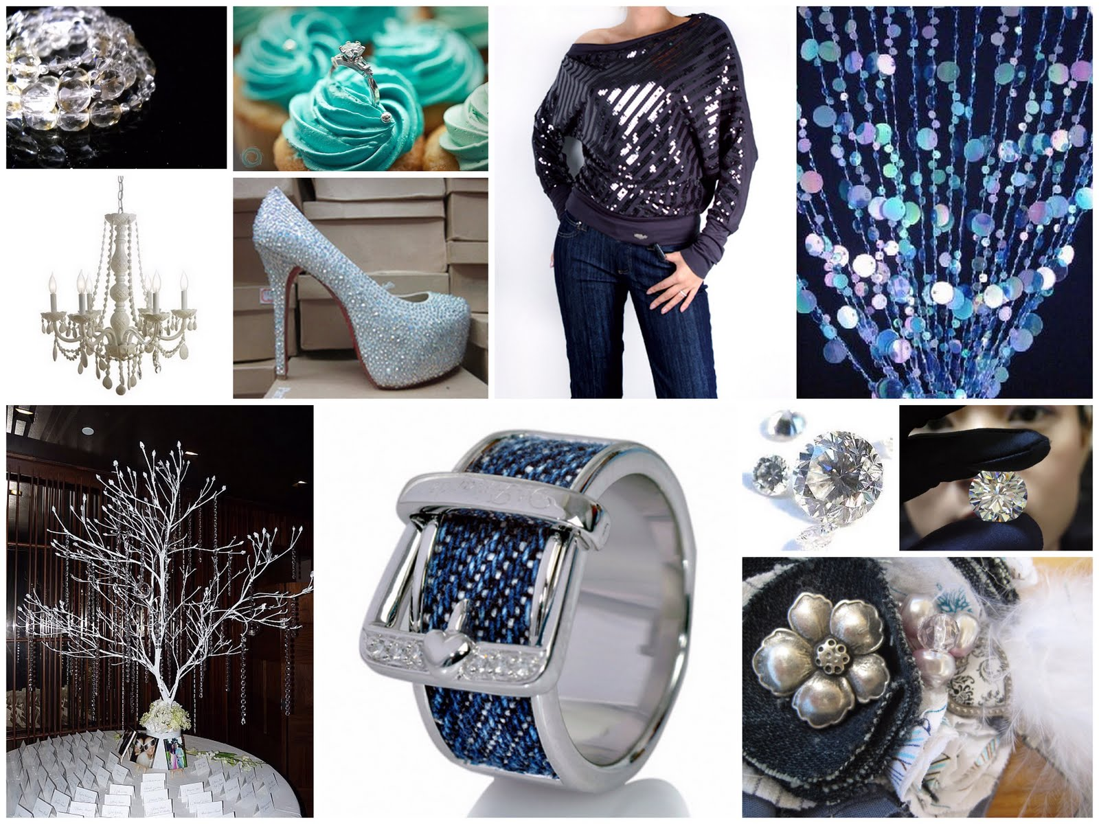 Denim And Diamonds Party Theme