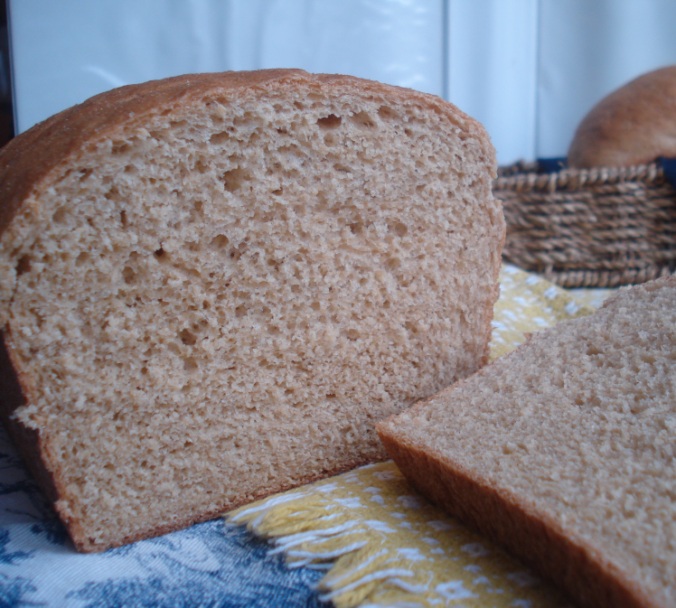 Bake Whole Wheat Bread