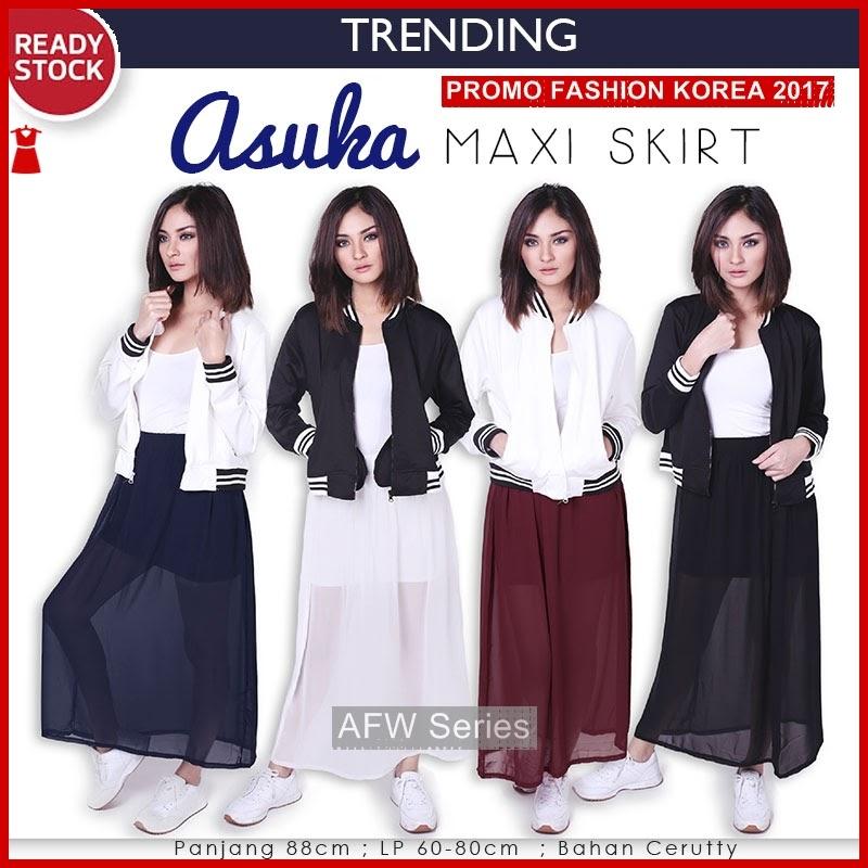 BAMFGW118 Asuka Skirt See Wanita PROMO BMG