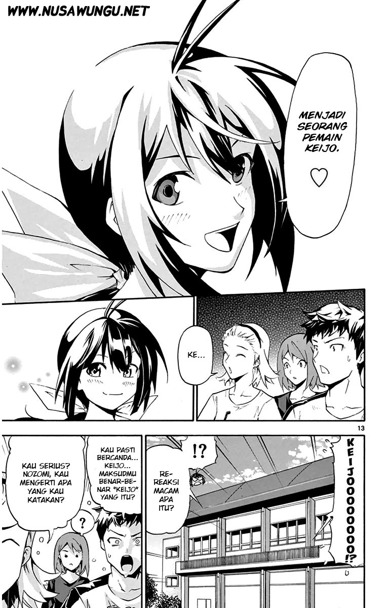 Keijo!!!!!!!! Chapter 01-16