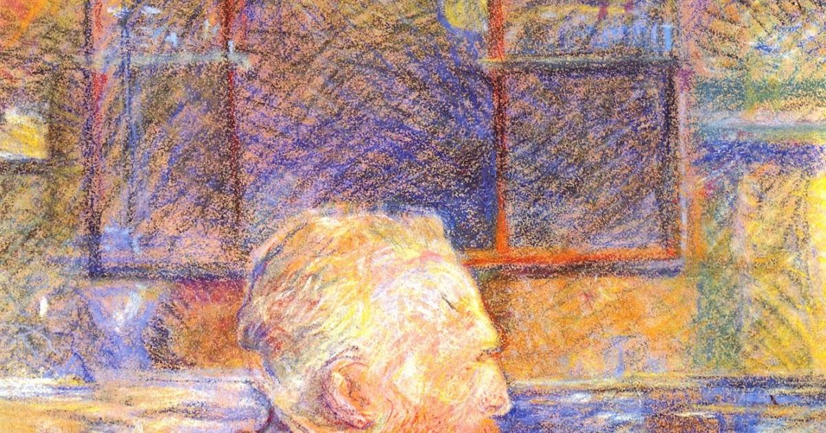 vincent van gogh portrait of an artist pdf