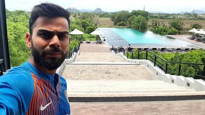 New Profile Picture Of Virat Kohli