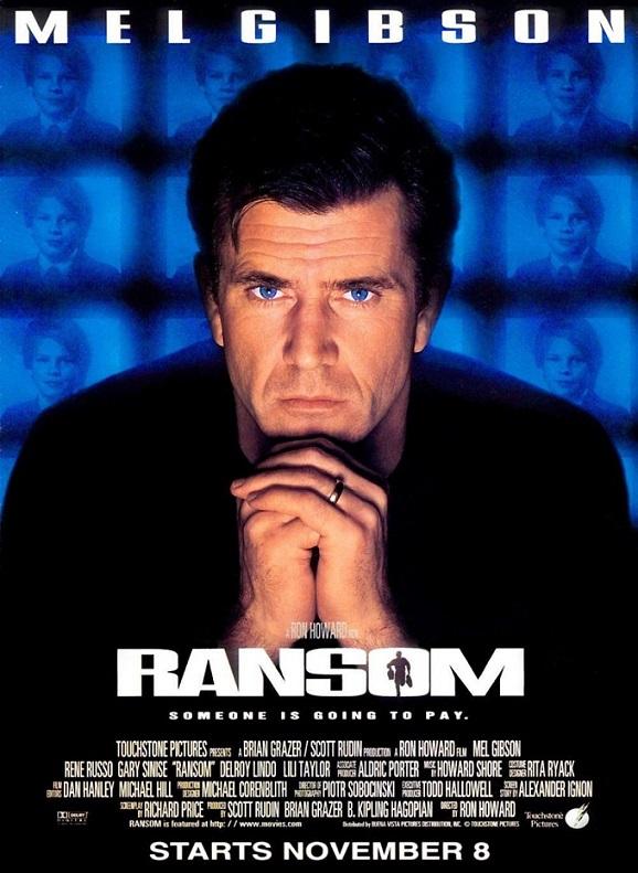 فیلم دوبله : خون بها (1996) Ransom
