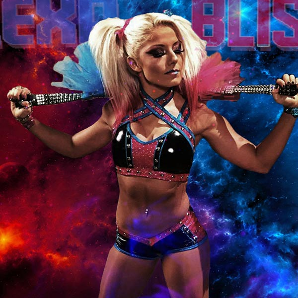 Alexa Bliss Wallpaper Engine