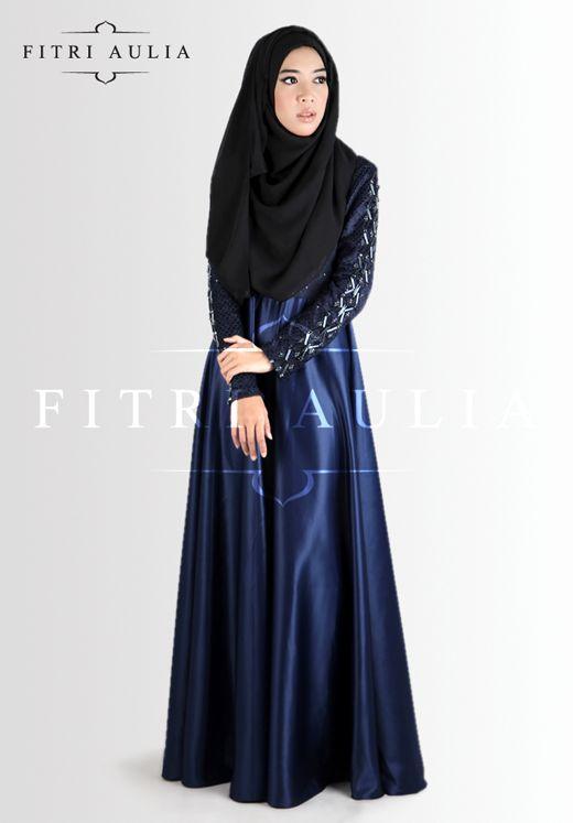 30 Contoh Baju Gamis Muslim Untuk Santai Trend Terbaru