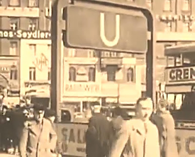 Berlin street 1934